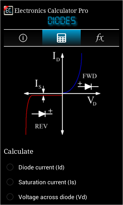 Electronics Calculator Pro Screenshot 2