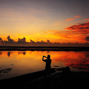 i am sunrise lover by Asrul CikguOwn - Landscapes Sunsets & Sunrises