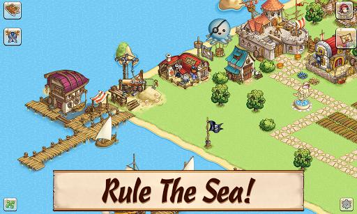 Pirates of Everseas - screenshot