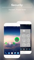 Screenshot of KK Launcher (Lollipop launcher