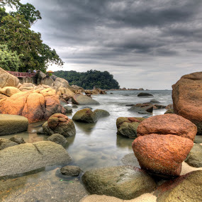 Telok Chempedak,Pahang by Mohd Roslan Hisam - Landscapes Waterscapes ( waterscapes,  )
