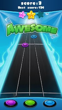 Touch Guitar APK screenshot thumbnail 4