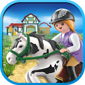 PLAYMOBIL Horse Farm Icon