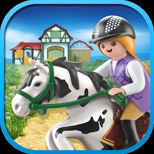 PLAYMOBIL Horse Farm For PC / Windows 7/8/10 / Mac – Free Download