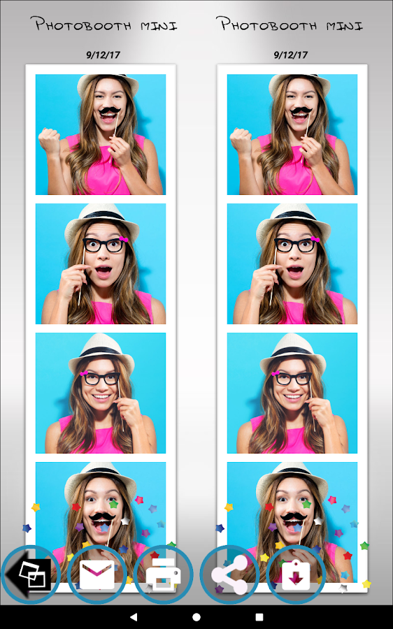 Photobooth mini FULL Screenshot 10