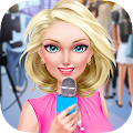 Game Dream Job: TV News Anchor Girl apk for kindle fire