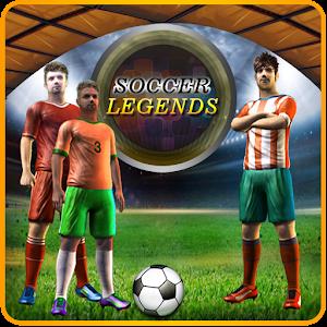 Cover art Soccer Legends