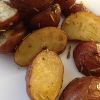 Rosemary Garlic Red Potatoes