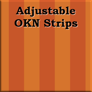 Adjustable OKN