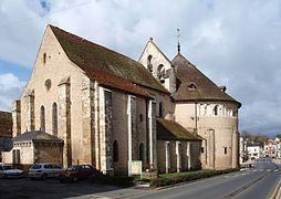 photo de Neuvy Saint Sépulchre (St Rédempteur)