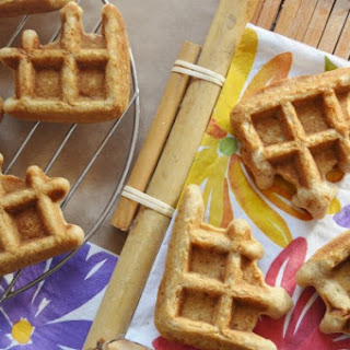 Caramel Waffles Recipes
