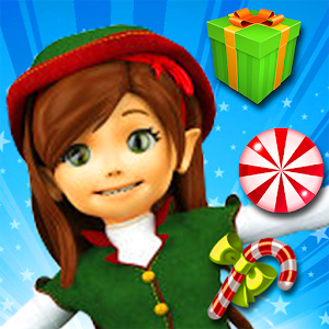 Candy Christmas & Easy Puzzles