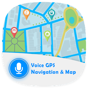 Voice GPS Navigation & Map For PC