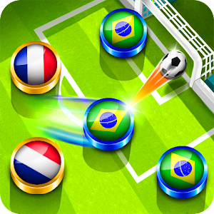Have you ever played with buttons or coins?,  Do you know Penny Football 2016? APK Icon