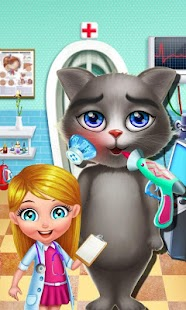 Cute Kitty's Teeth Care- screenshot thumbnail