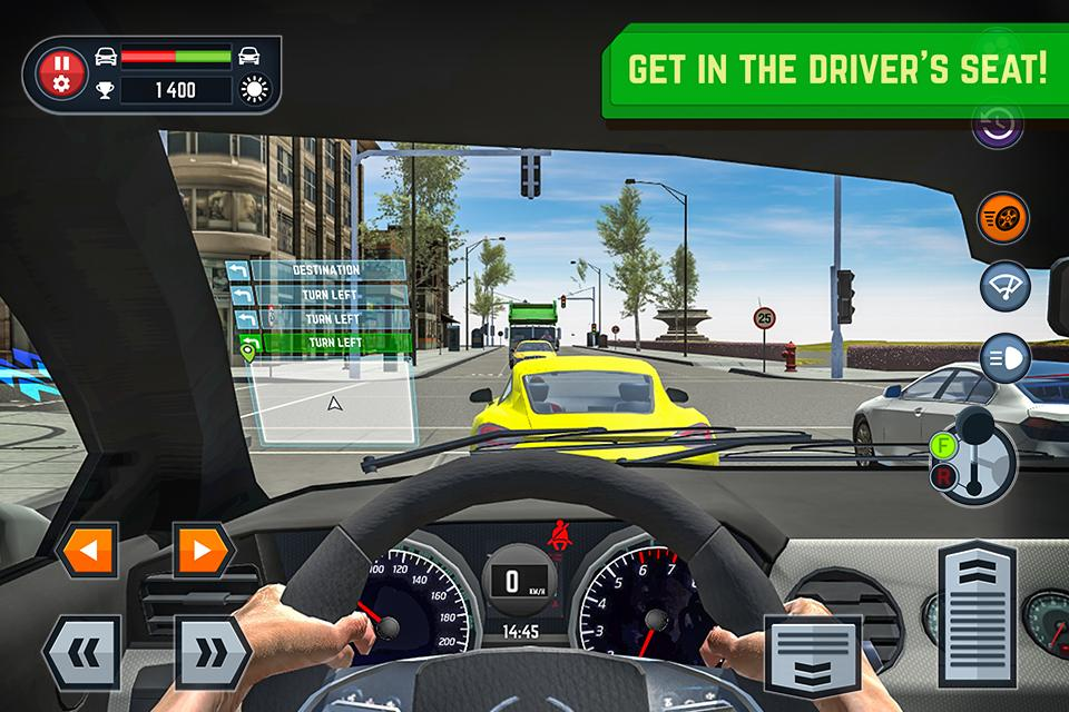 Car Driving School Simulator Screenshot 4