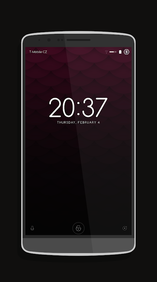 Pin Dark - CM13/CM12 Theme Screenshot 8