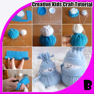 Creative Kid's Craft Tutorial