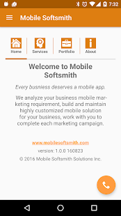 Mobile Softsmith - screenshot