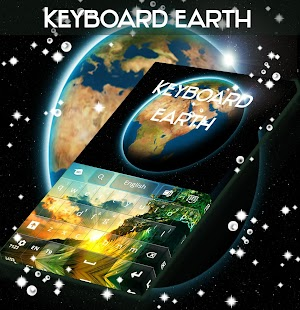 Earth HD For GO Keyboard - screenshot