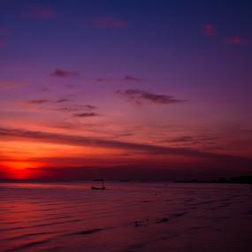 Sunset by Muhamad Edy Abdul Kasim - Landscapes Sunsets & Sunrises