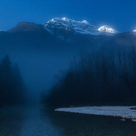 Sava Bohinjka by Bojan Kolman - Nature Up Close Water (  )