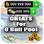Cheats For 8 Ball Pool -Prank!