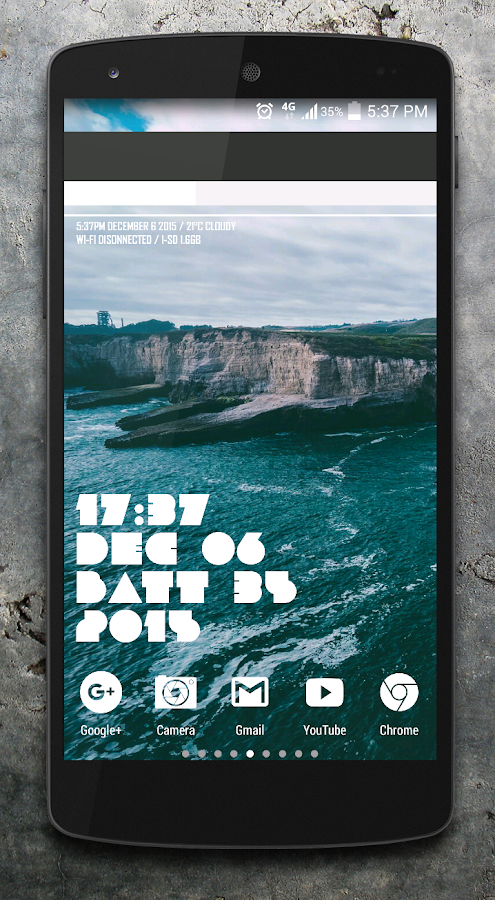 Ruckus Zooper widget pack Screenshot 7