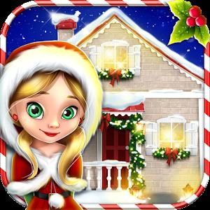 Игры переделки дома-Рождество