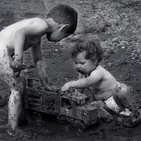 Mud larks-.jpg
