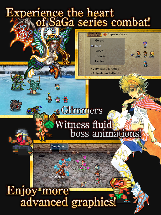 Romancing SaGa 2 Screenshot 19