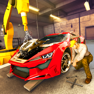 Car Mechanic Auto Workshop Repair Garage Online PC (Windows / MAC)