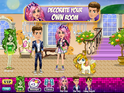 MovieStarPlanet APK for Bluestacks