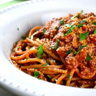 Spaghetti Meat Sauce Recipes