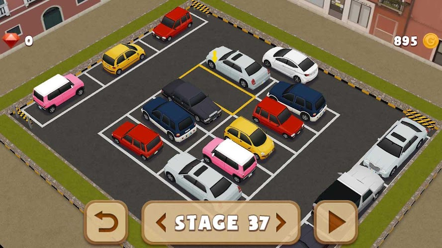 Dr. Parking 4 Android App Screenshot