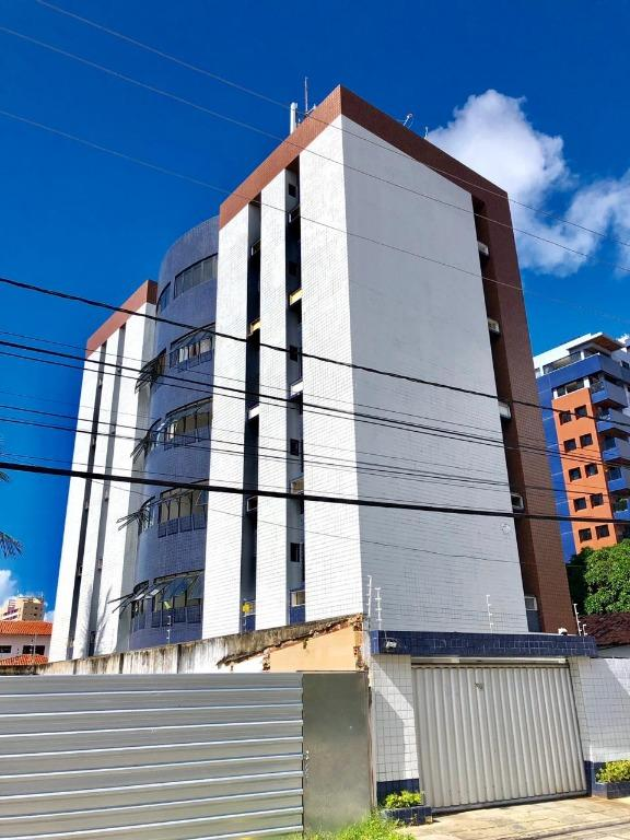 Apartamento com 3 dormitórios para alugar, 72 m² por R$ 1.100,00/mês - Manaíra - João Pessoa/PB