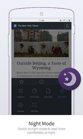 UC Browser Mini - Smooth 10.7.9 screenshot 717031