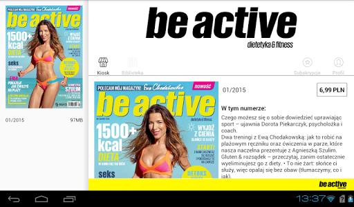 Be Active Dietetyka&Fitness - screenshot