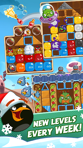 Angry Birds Blast For PC