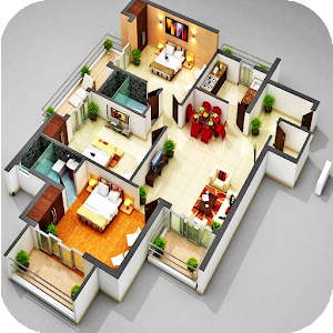 3D Home Layout Design