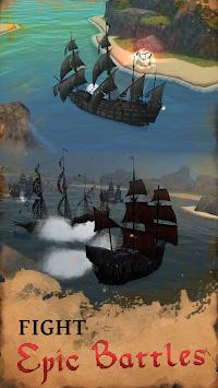 Ships of Battle Age of Pirates apk screenshot