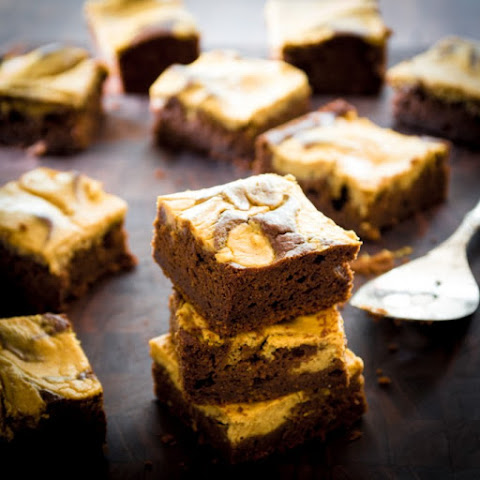 Pumpkin Pie Brownies