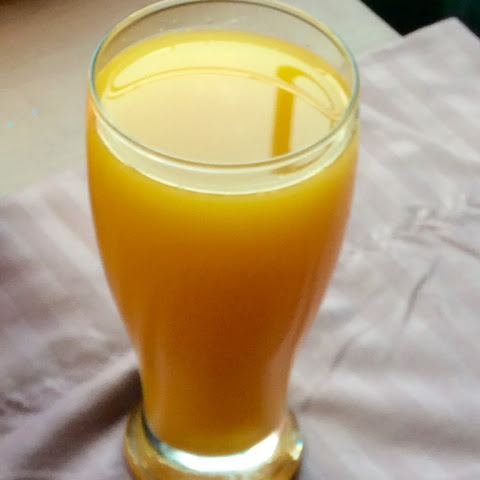 Cold Buster Ginger-Turmeric Drink