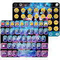 Galaxy Skull Emoji Theme APK for Lenovo