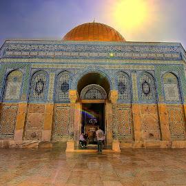 jerusalem by Joel Adolfo  - Buildings & Architecture Public & Historical ( public&historical, buildings&architecture )