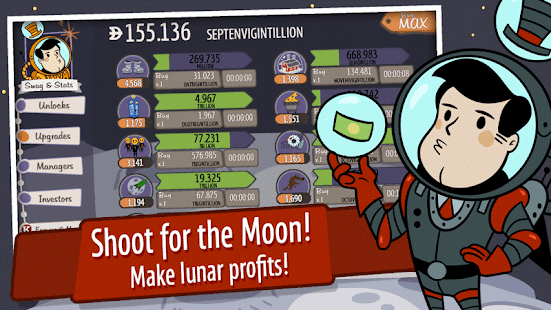 AdVenture Capitalist- screenshot thumbnail