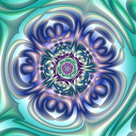 by Cassy 67 - Illustration Abstract & Patterns ( abstract, abstract art, digital art, flowers, fractal, digital, fractals, floral, flower )
