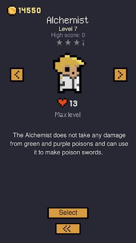 Dungeon Cards Screenshot