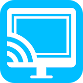 Video & TV Cast | Google Cast: Android TV Streamer icon