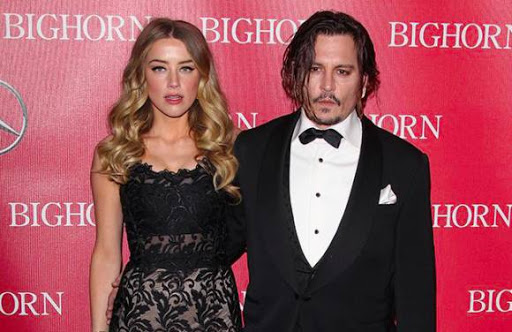 Johnny Depp gad ikke Hollywood-fester! Johnny Depp, Amber Heard